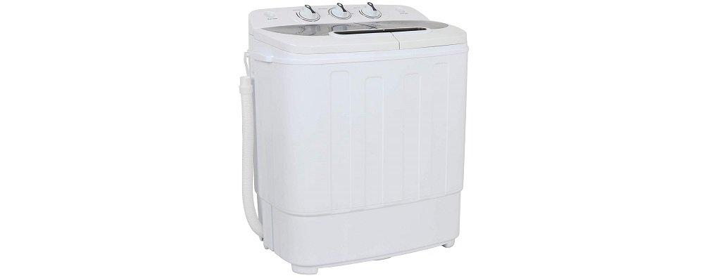 ZENY Portable Mini Twin Tub Washing Machine Review