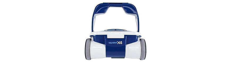 Aquabot X4 In-Ground Robotic Pool Cleaner Review