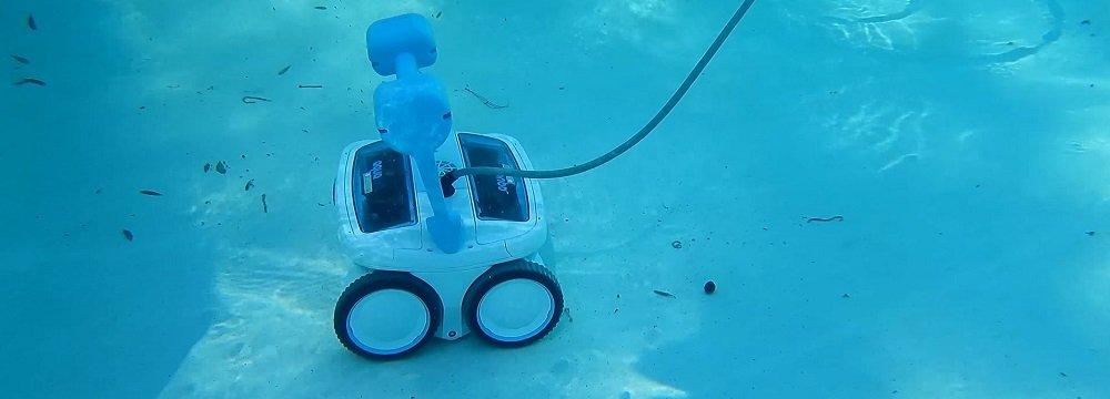 Aquabot Robotic Pool Cleaners