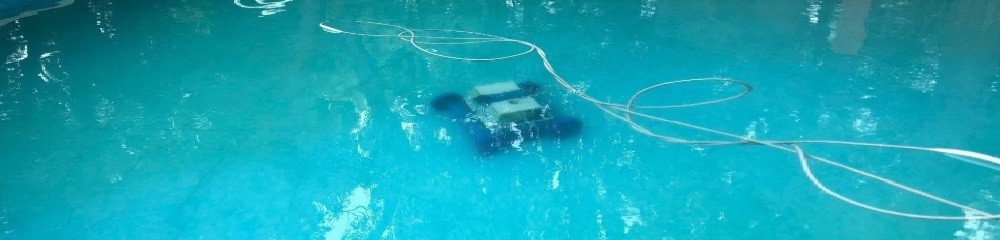 Automatic Robotic Pool Cleaners