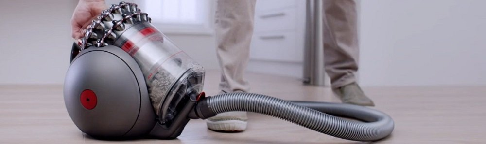 Canister Vacuum from Dyson