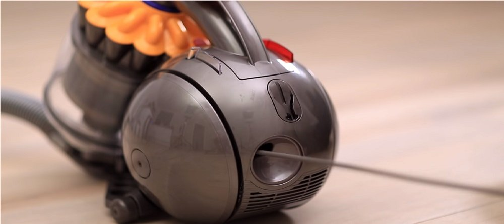 Canister Dyson Vacuum