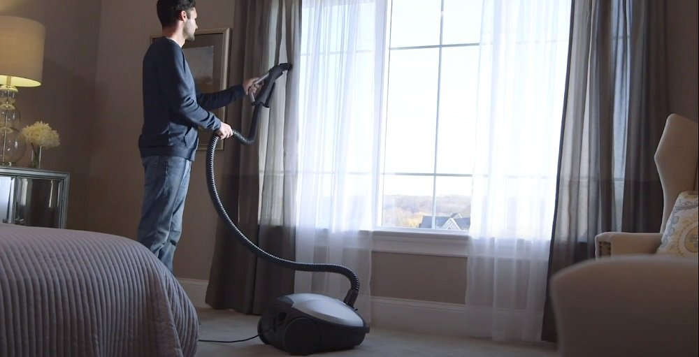 Kenmore Canister Vacuums