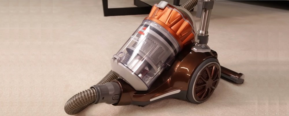 Bissell 1547 Multi-Cyclonic Canister Vacuum
