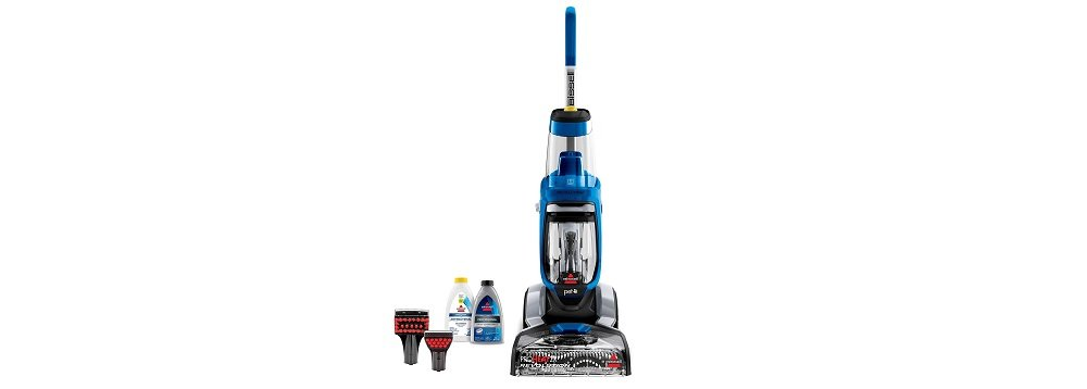 BISSELL ProHeat 2X 15489 Revolution Pet Full Size Upright Carpet Cleaner Review