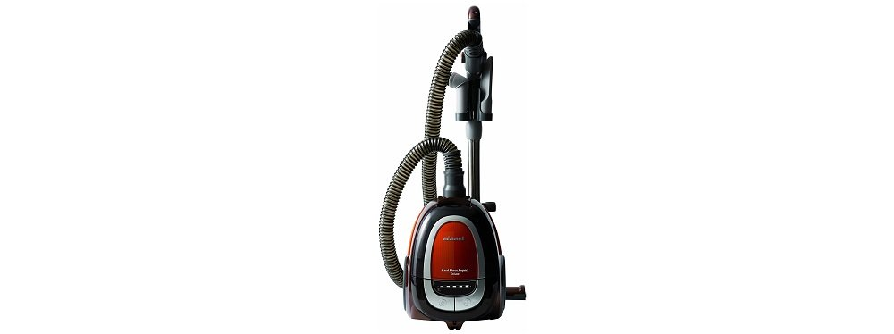 Bissell 1161 Deluxe Canister Vacuum Cleaner Review