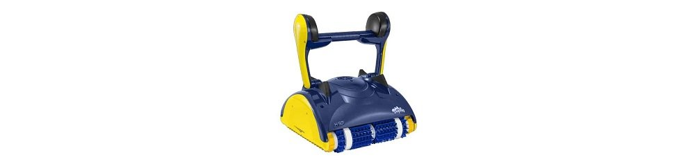 DOLPHIN H50 Industrial Grade Robotic Pool Cleaner Review