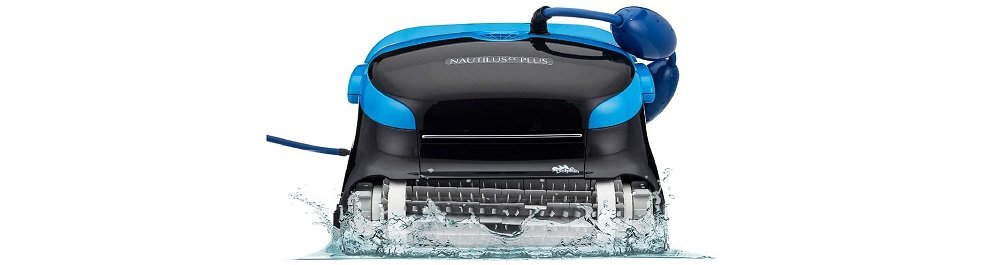Dolphin Nautilus CC Plus Robotic Pool Cleaners Review