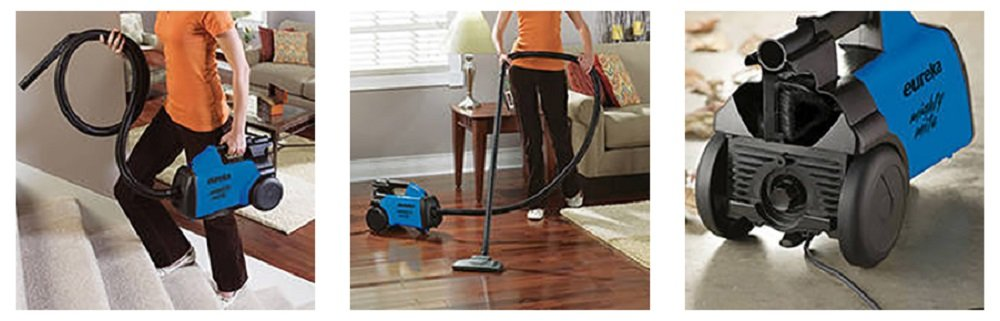 Eureka 3670H Mighty Mite Canister Vacuum