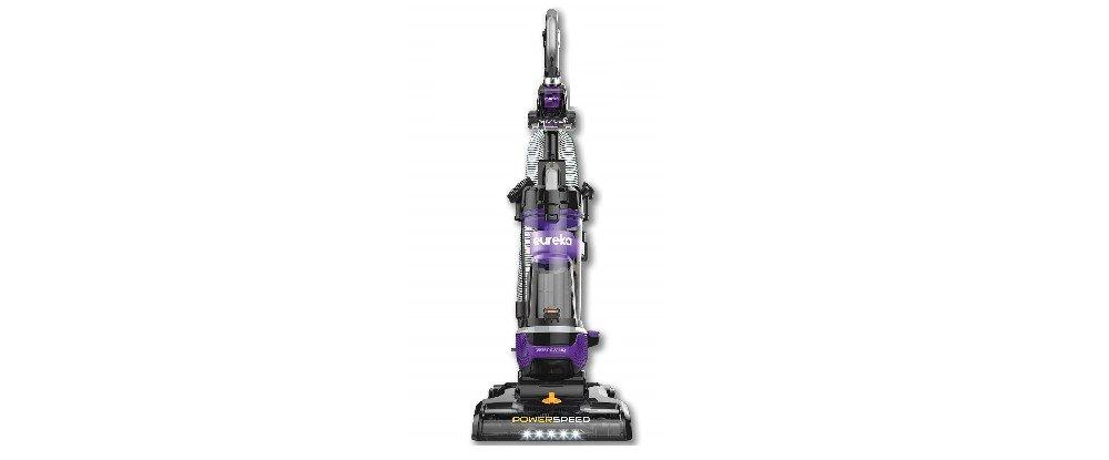 Eureka PowerSpeed Bagless Upright Vacuum Review