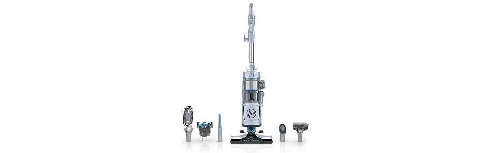 Hoover REACT QuickLift Deluxe Upright Vacuum UH73340PC