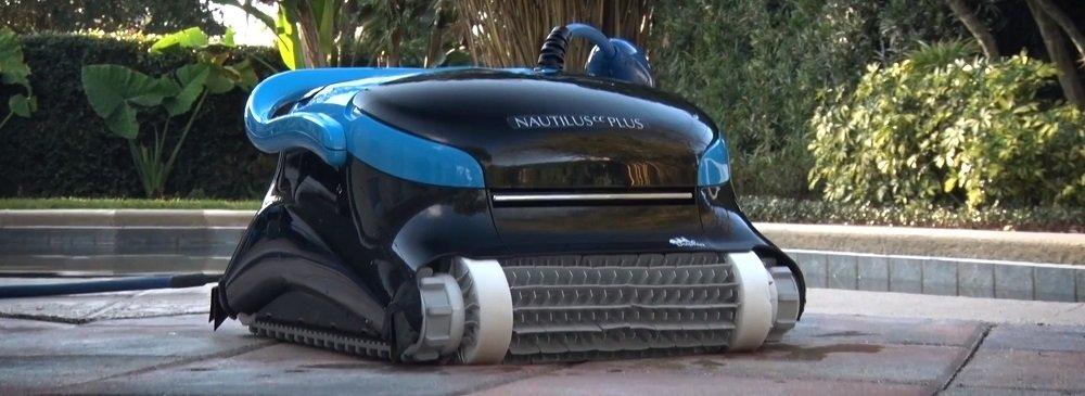 Dolphin Nautilus CC Plus Pool Cleaner
