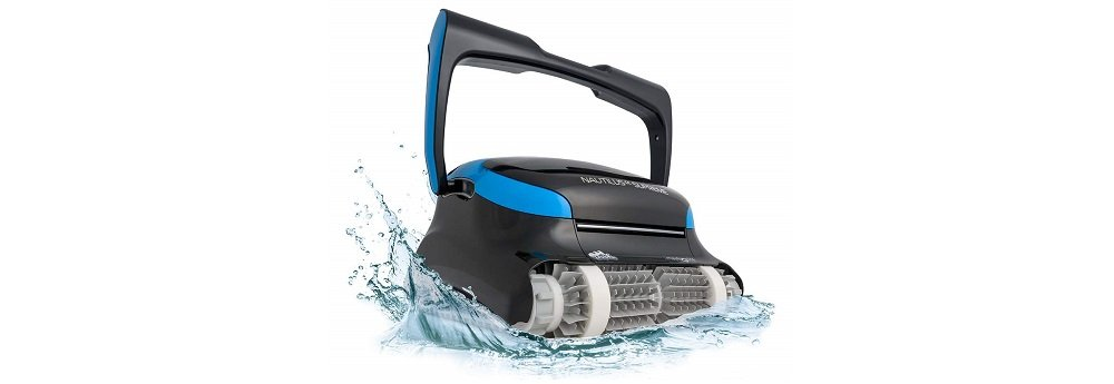 DOLPHIN Nautilus CC Supreme Automatic Robotic Pool Cleaner Review