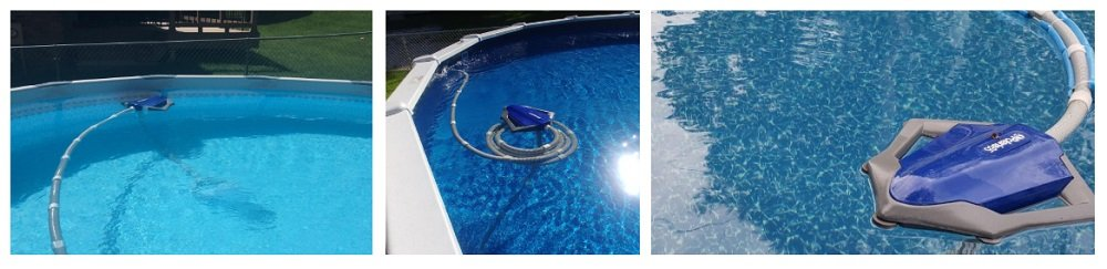 Polaris Vac-Sweep 65 Pressure Side Automatic Pool Cleaner Review