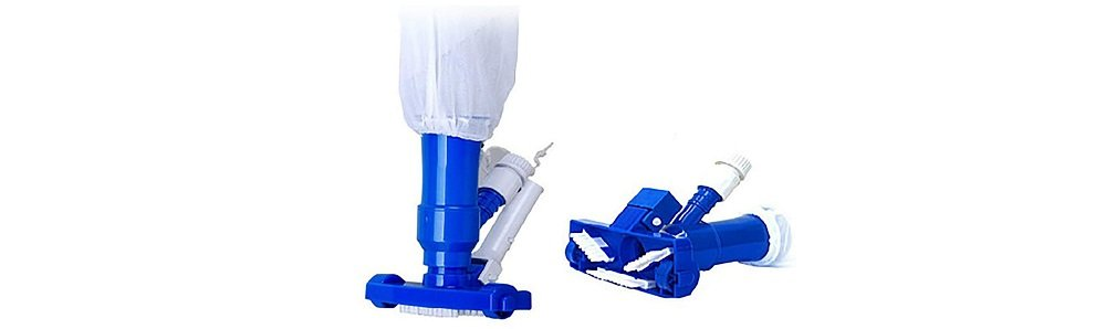 PoolSupplyTown Mini Jet Vac Vacuum Review