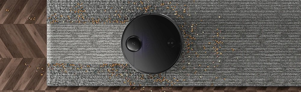 Roborock S4 Robotic Vacuum Cleaner with Mapping