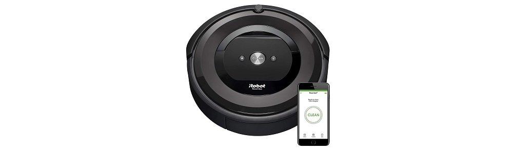 iRobot Roomba E5 Robot Vacuum Cleaner