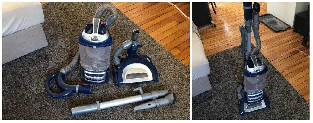 Shark Navigator NV360 Upright Vacuum
