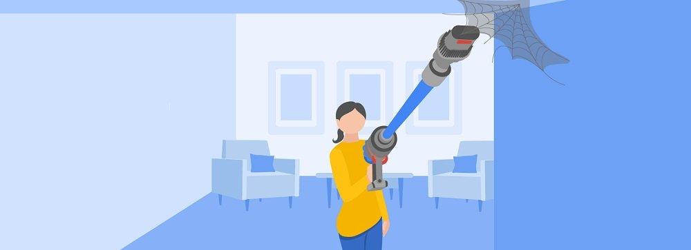 Vacuum Cleaner Illustration