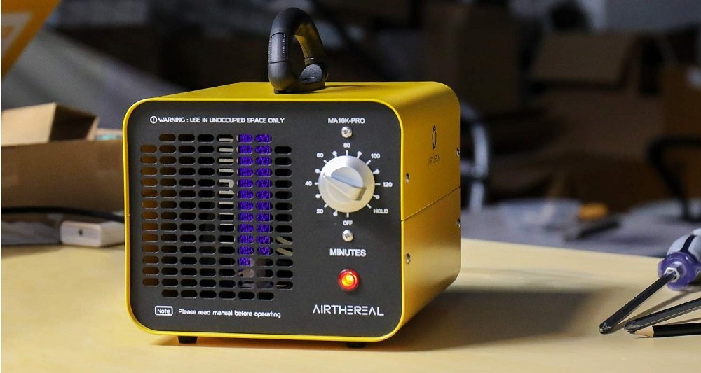 What is a Ionizer on an Air Purifier?