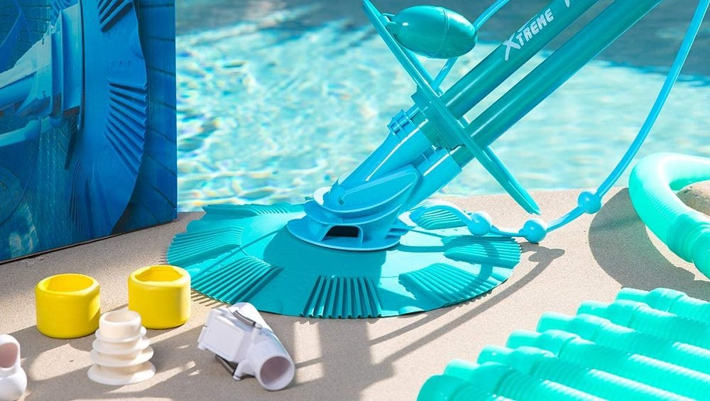 XtremepowerUS Suction Pool Cleaners