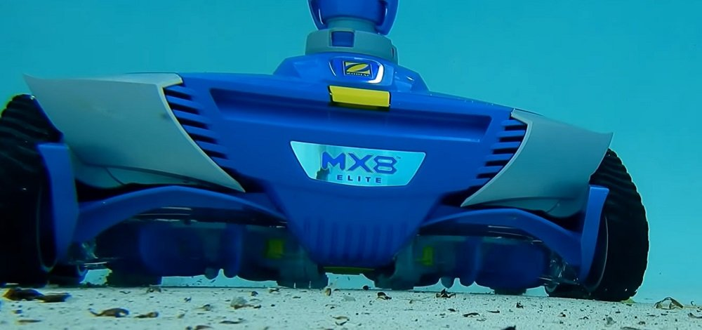 Zodiac MX8 Pool Cleaners Review
