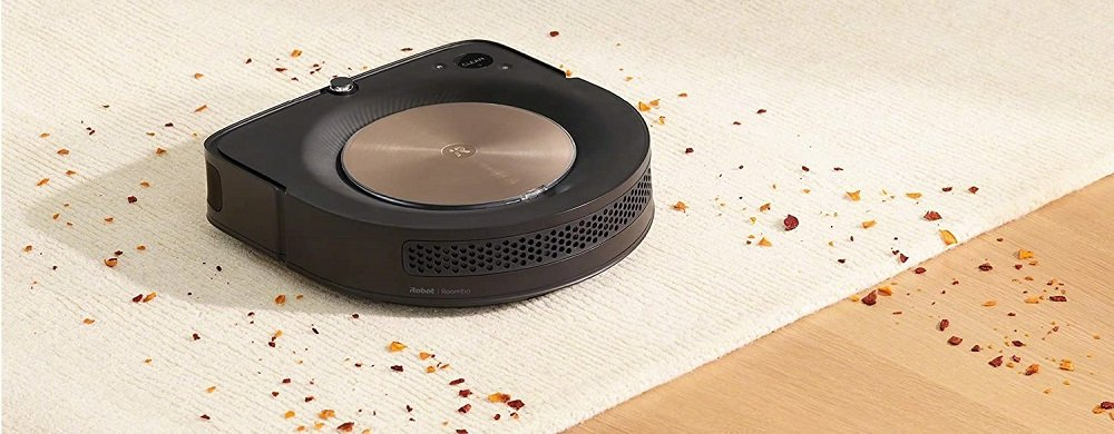iRobot Roombas s9+ Vacuum