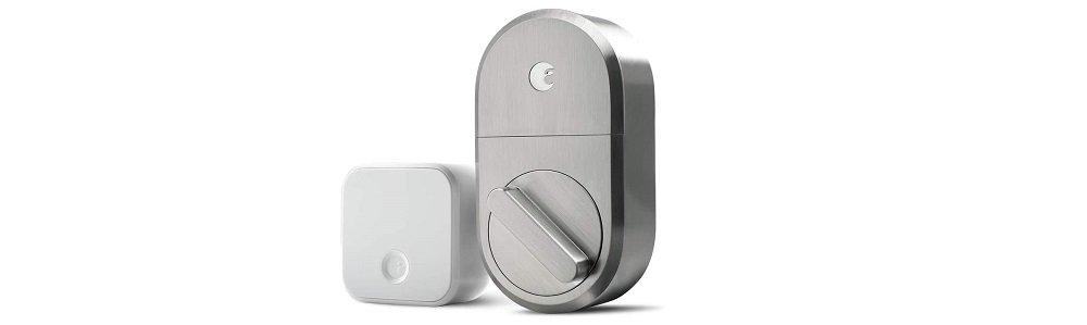 August Smart Lock + Connect Wi-Fi Bridge