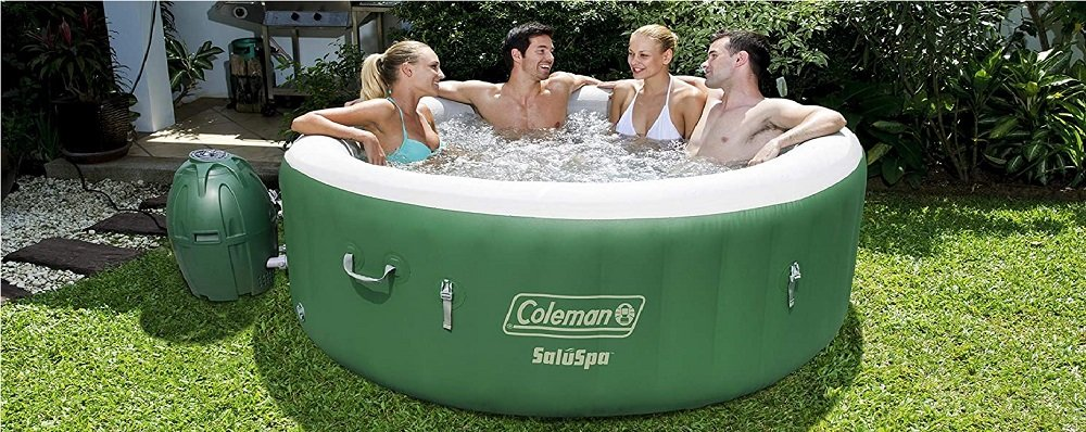 Best Inflatable Hot Tubs