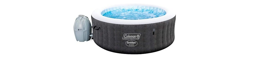 Coleman Saluspa Havana AirJet Inflatable Hot Tub Review