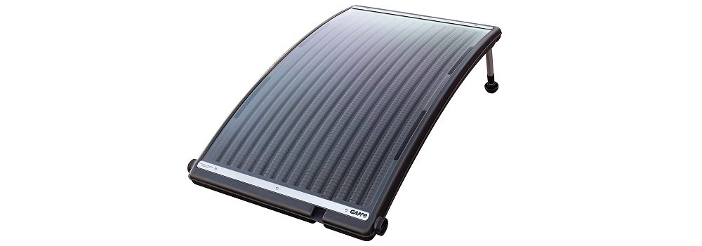 GAME 4721-BB SolarPRO Curve Solar Pool Heater Review