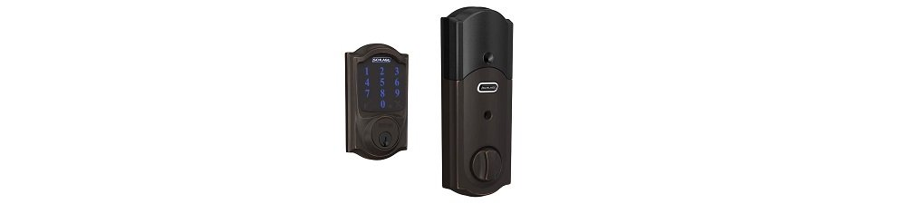 Schlage Lock Company BE469ZP CA Review