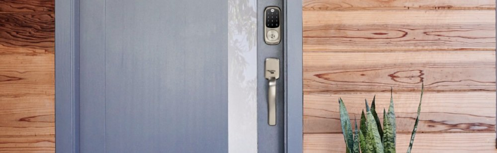 Yale Assure Lock with Z-Wave
