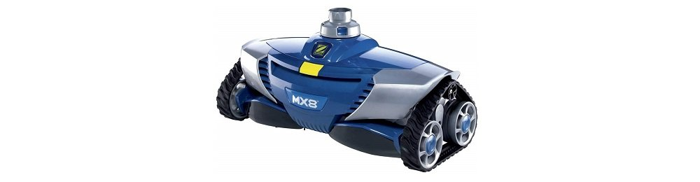 Zodiac MX8 Suction-Side Pool Cleaner Review