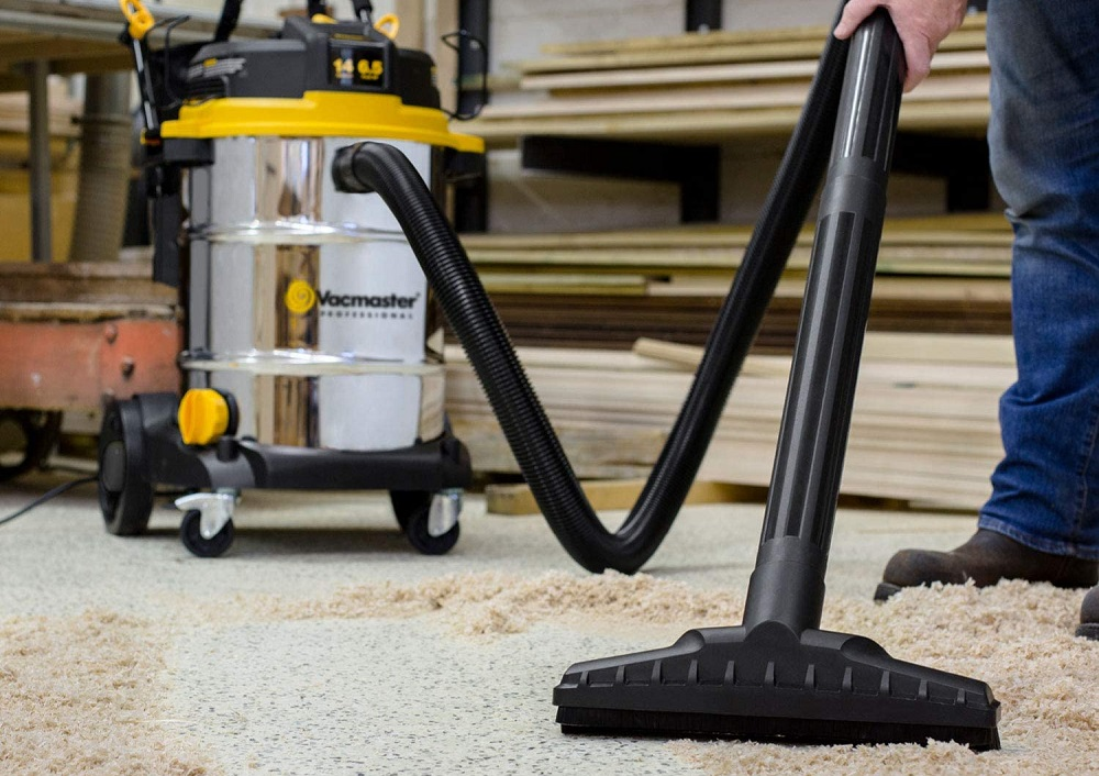 Canister Wet Dry Vacuum