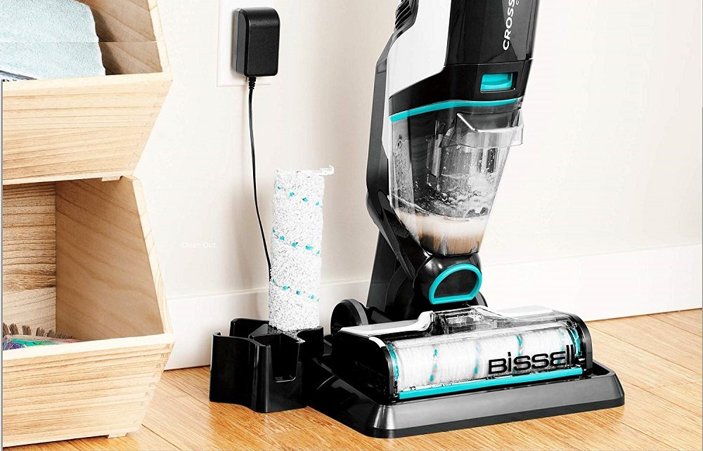 BISSELL 2554A CrossWave Wet-Dry Vacuum Cleaner Review