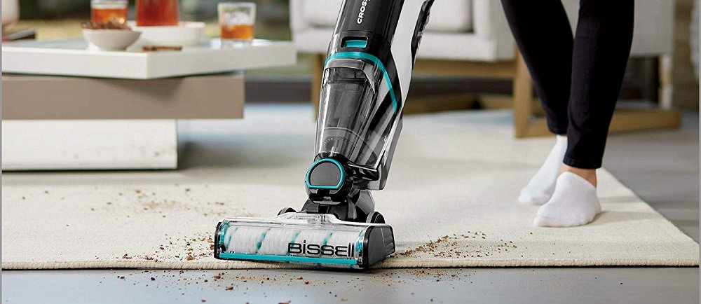BISSELL 2554A CrossWave Cordless Max Vacuum Cleaner Review