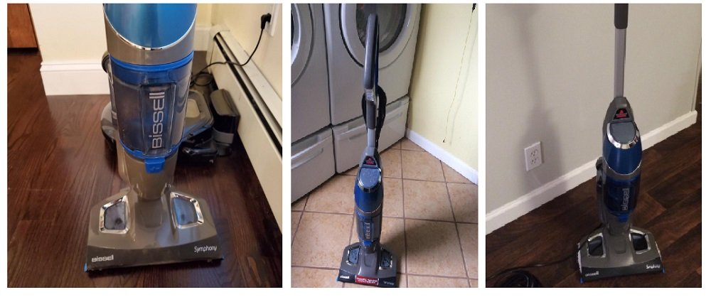 Bissell Symphony Vac Review