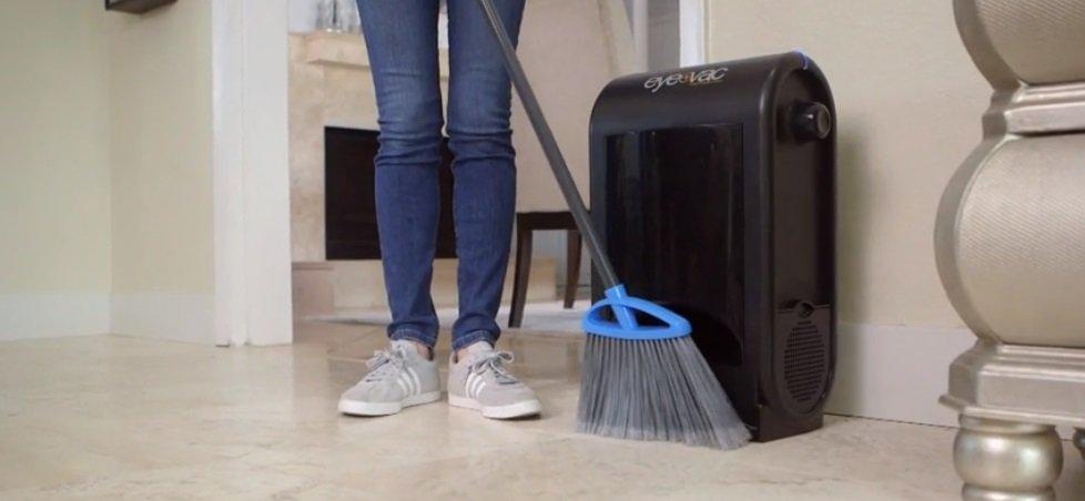 EyeVac Professional Touchless Stationary Vacuum