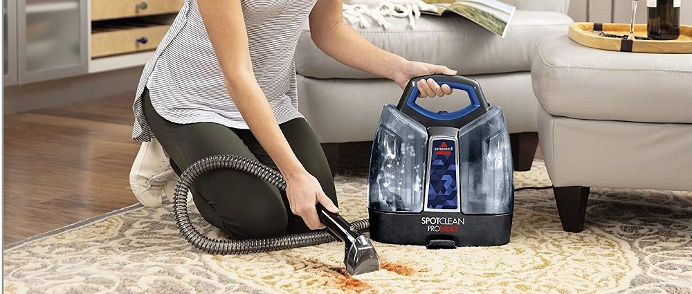 Bissell SpotClean ProHeat Portable Spot Cleaner 2694 Review