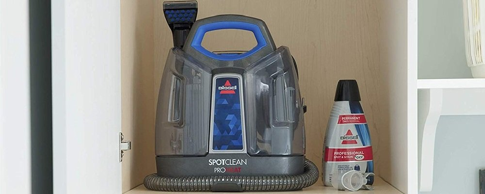 Bissell SpotClean ProHeat Portable Spot Cleaner 2694