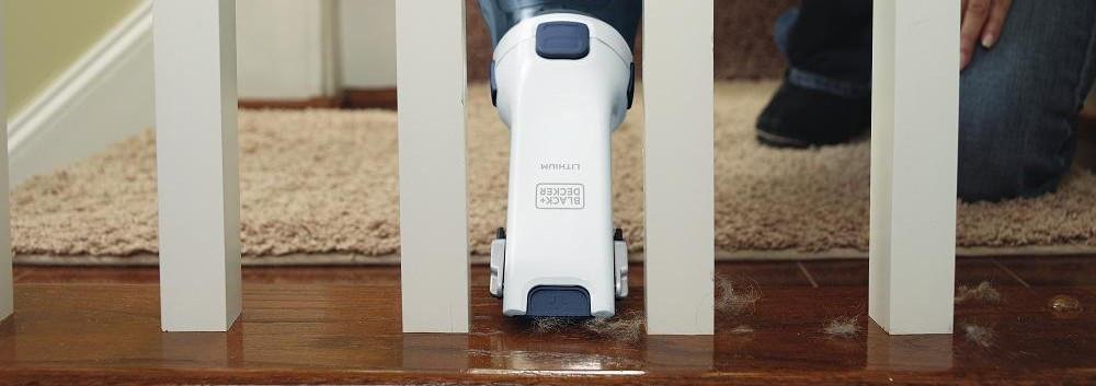 Busted Handheld Vacuum