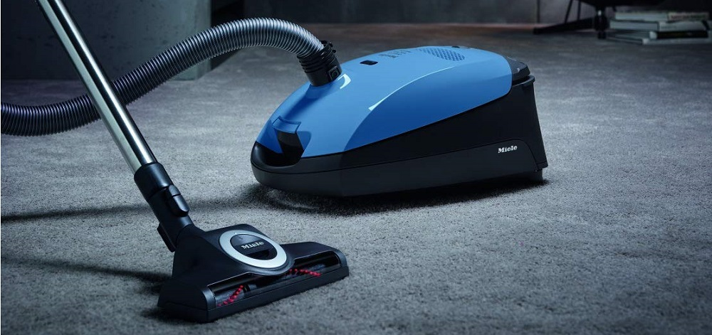 Busted Canister Vacuum