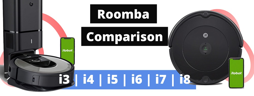 irobot robot vacuum comparison