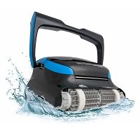 DOLPHIN Nautilus CC Supreme Automatic Robotic Pool Cleaner- The Next Generation of Pool Cleaning with WiFi for Control from Anywhere, Ideal for Swimming Pools up to 50 Feet