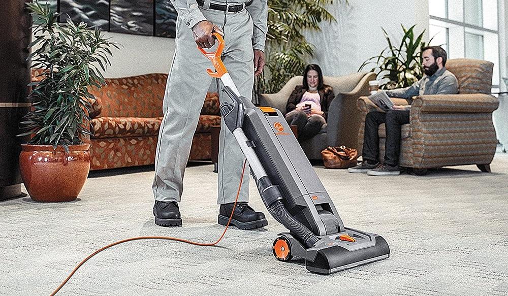 Hoover Commercial-CH54115 HushTone Upright Vacuum