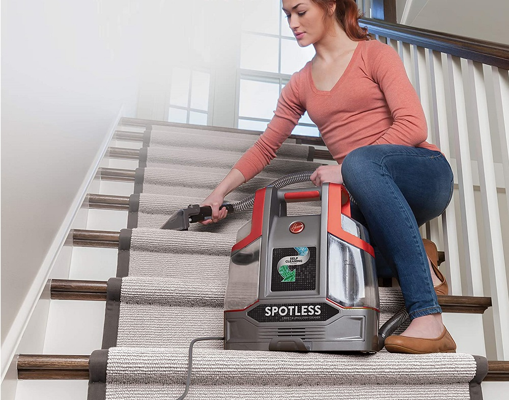 Hoover FH11300PC Portable Carpet Cleaner Review