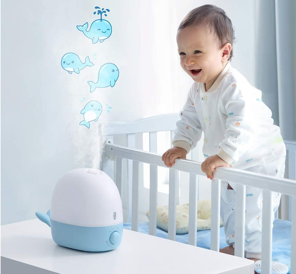 Best Humidifiers for the Baby