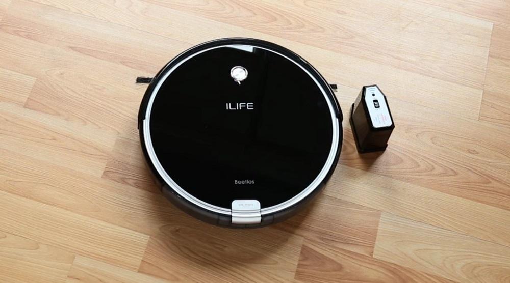 ILIFE A6 Smart Robotic Vacuum