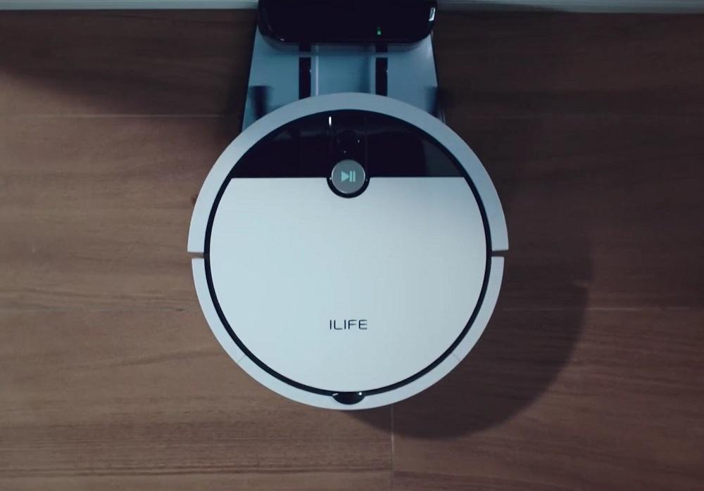 ILIFE V9e Robot Vacuum Cleaner
